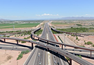 Loop 101 Wraps Around Phoenix and Scottsdale