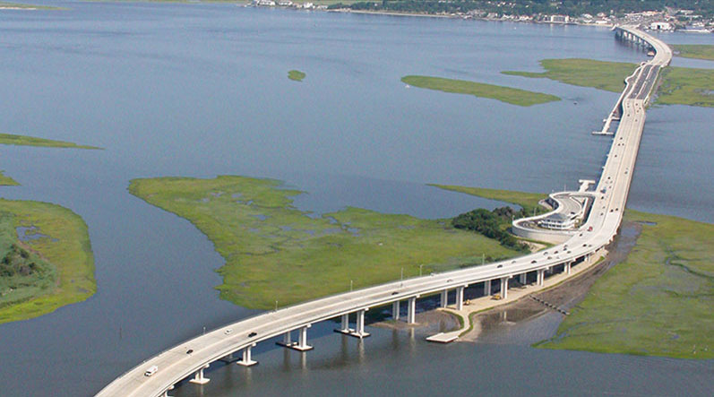 Revamping  the Route 52 Causeway