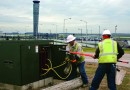 Rejuvenating electrical feeder cables to secure critical airport infrastructure