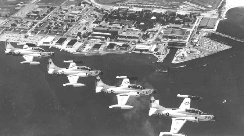 Iconic American Infrastructure: Pensacola Naval Air Station