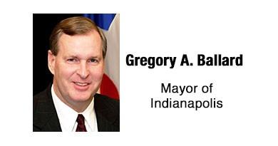 Gregory A Ballard Indianapolis