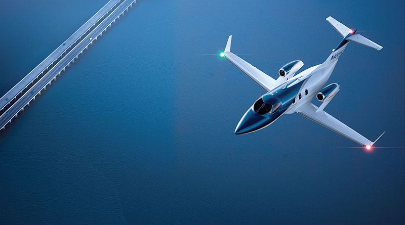HondaJet Exterior Greensboro article
