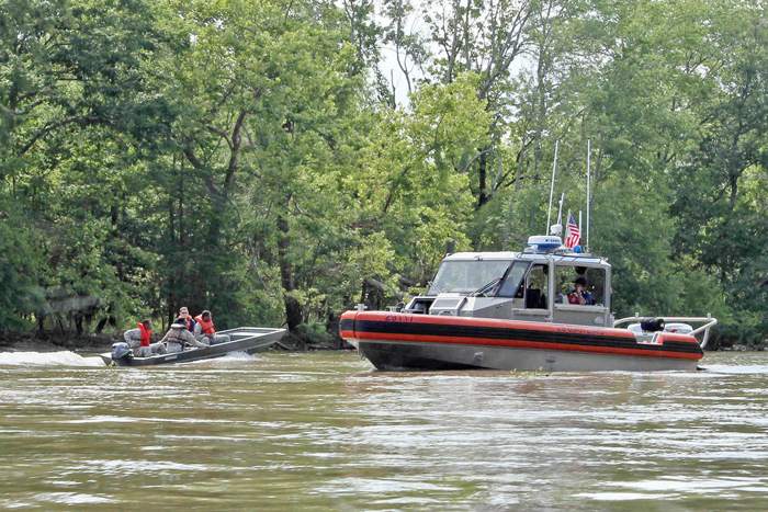 Practicing of the All Hazards Plan in real-life scenarios keeps the Guard prepared for no-notice events like the August floods.