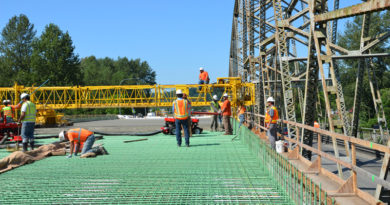 Washington is Building 21st Century Infrastructure