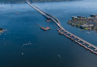 The Longest Floating Bridge: SR 520