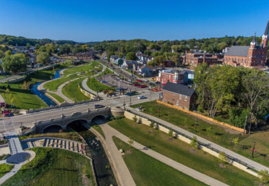 Mitigating Stormwater Issues through Smart Design