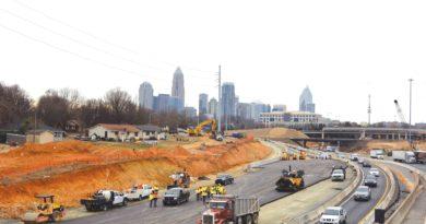 North Carolina's First Private-Public Toll Road