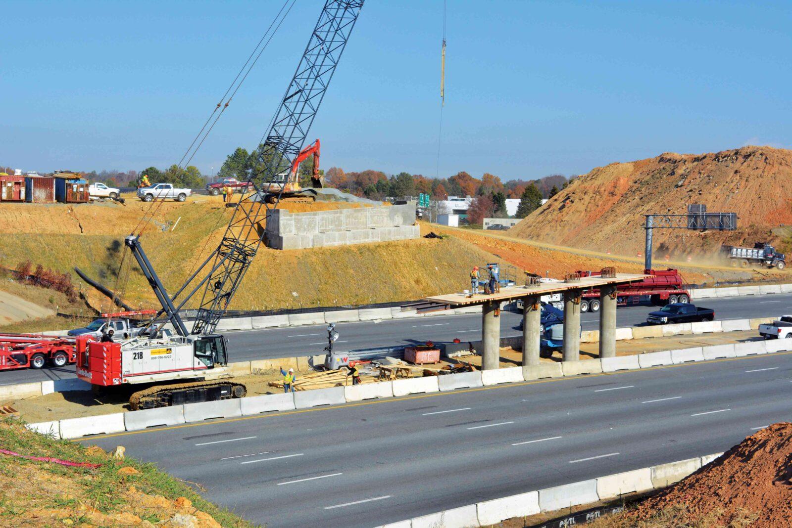 North Carolina's First Private-Public Toll Road - American