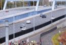 New Whittier Bridge Makes History