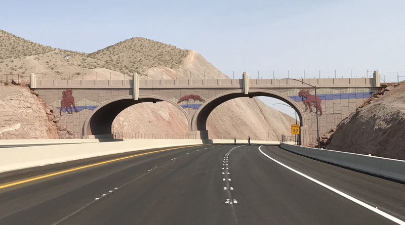 I-11 First Phase-Southern Nevada