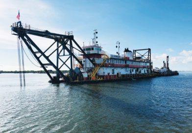 Infrastructure in the Making: Deepening the Mississippi River Channel