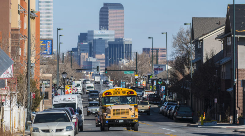 The City of Denver Invests in Infrastructure