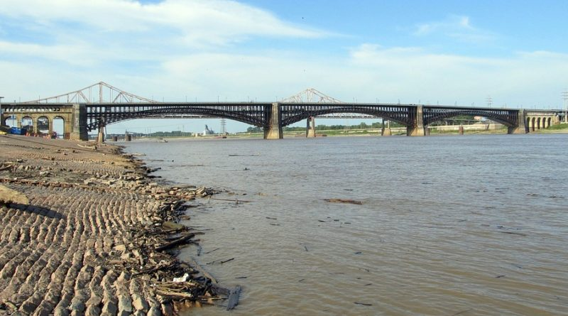 Iconic Infrastructure: Mississippi River Levee System