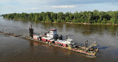 USACE Takes On Missouri River Stormwater
