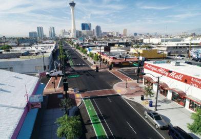 Vegas Revitalizes Infrastructure