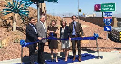 NDOT Debuts New Interstate 15   Starr Avenue Interchange in Clark County
