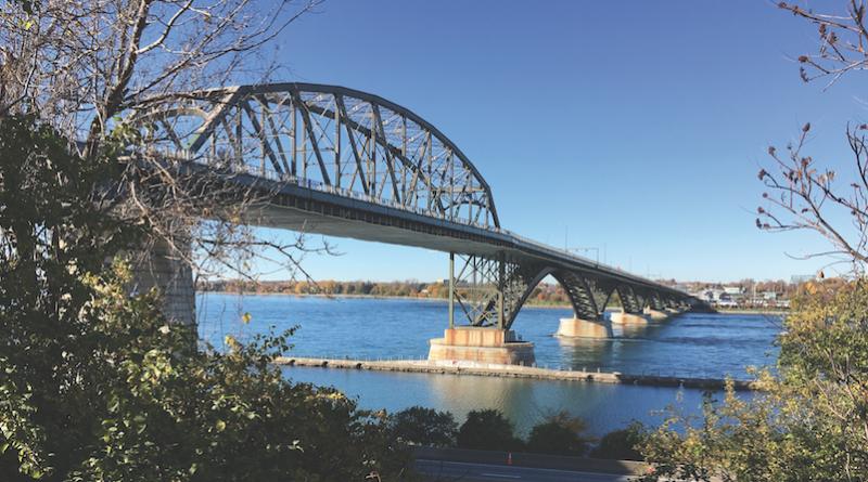 Bridge Over International Water