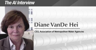 The AI Interview: Diane VanDe Hei, CEO of the Association of Metropolitan Water Agencies