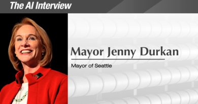 The AI Interview: Jenny Durkan, Mayor of Seattle