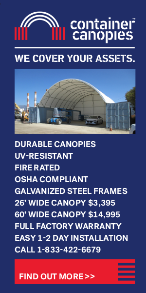 ContainerCanopies