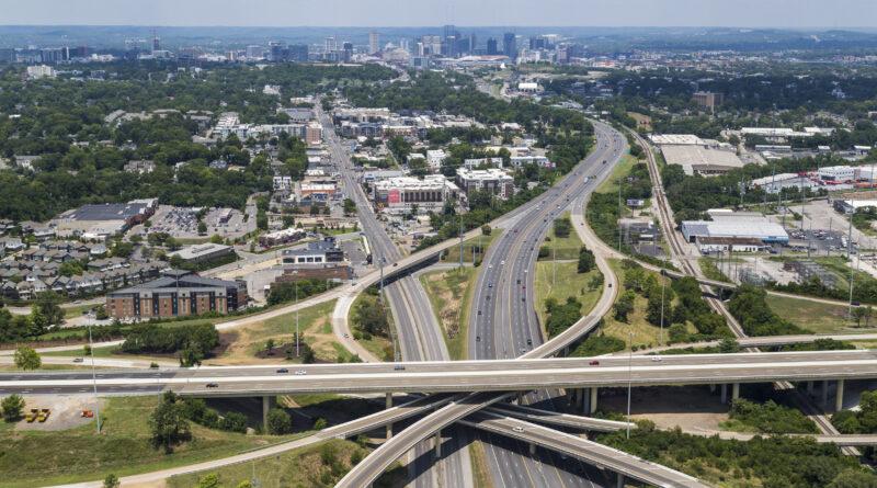 Restoring Roads in Nashville